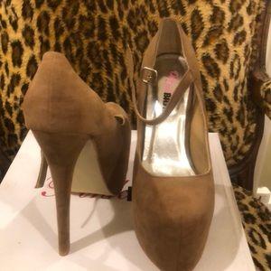 pink basis Shoes | Nice Platform Heels